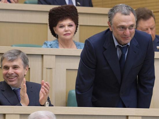 Появились первые фото Керимова после возвращения из Франции: повеселил Совфед