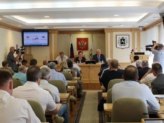 Голосование томских депутатов прошло «в тайне» от народа