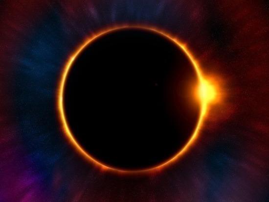 В пятницу 13-го ожидается уникальное солнечное затмение с суперлуной
