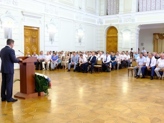 Председатель Думы Игорь Мартынов прокомментировал инвестиционное послание Губернатора