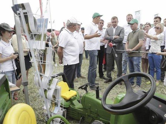 В Тульской области проходит выставка «День Поля – 2018»