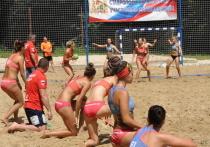 Ставропольские гандболистки – четырёхкратные королевы песчаных площадок