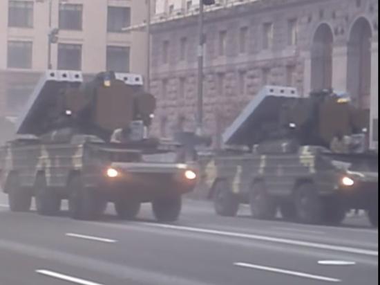 Украинский генерал печально констатировал отсутствие пороха и ракет у ПВО