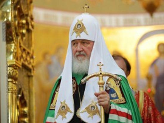 Патриарх Кирилл открыл совещание Священного синода вЕкатеринбурге