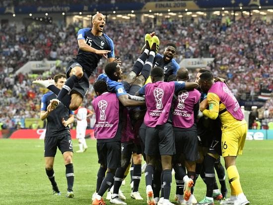 Когда Хорватия плачет: разбор победного для Франции финала ЧМ-2018