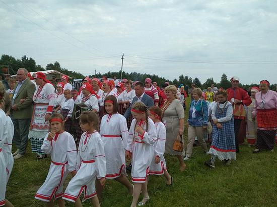 Более 400 вепсов проживает в Вологодской области