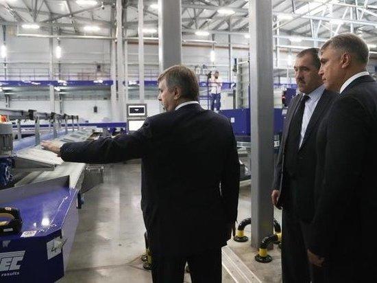 Крупнейший в Европе «Сад-гигант Ингушетия» обзаведется хранилищем продукции СКФО
