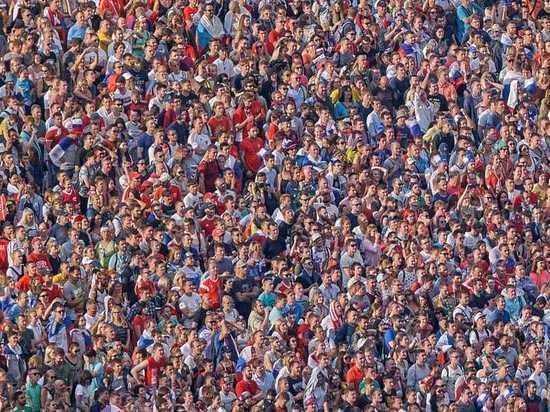 Фотоснимок из Москвы стал новым рекордом чемпионата мира