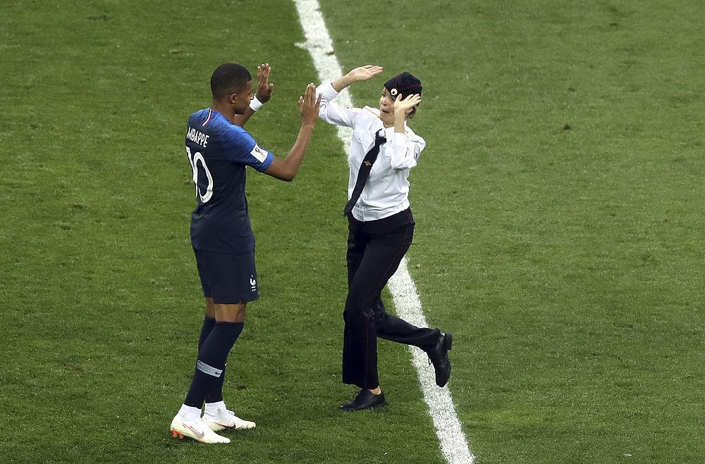 Франция стала чемпионом мира по футболу: лучшие моменты финала