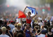 Два человека погибли при праздновании победы Франции на ЧМ-2018