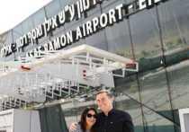 Первый сертификационный рейс приземлился в новом международном аэропорту Израиля на юге страны