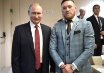 Подсказка Хабибу: где искать Макгрегора после фотографии с Путиным