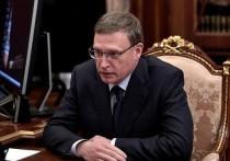 Омская коррупция показалась врио губернатору круче московской