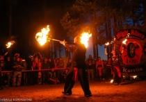 Чем на этот раз радовал гирвасский байк-фестиваль