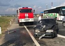 В Татарстане при столкновении двух легковушек пострадал один человек