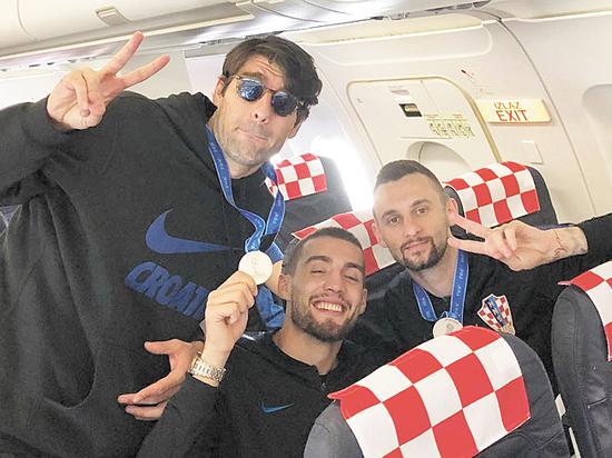 Пресса Франции и Хорватии одинаково восторгалась финалом ЧМ-2018