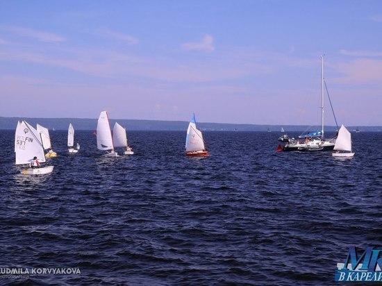 Озеро, рок и яхты: на неделе стартует Онежская регата в Карелии