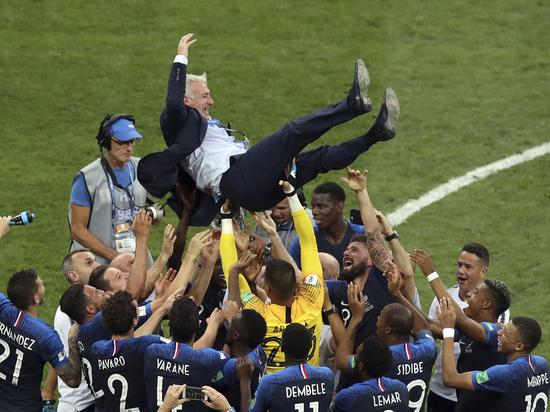 Эффект Дешама: раскрыт секрет победы сборной Франции на чемпионате мира
