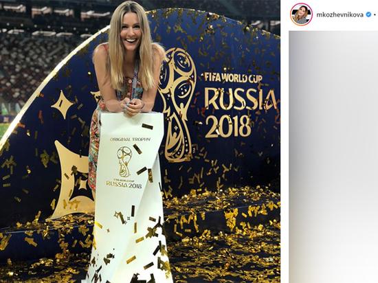 Пьер Нарцисс раскритиковал Кожевникову Ðа «расистский» пост о сборной Франции
