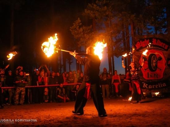 Чем на этот раз радовал гирвасский байк-фестиваль. ВИДЕО, ФОТО