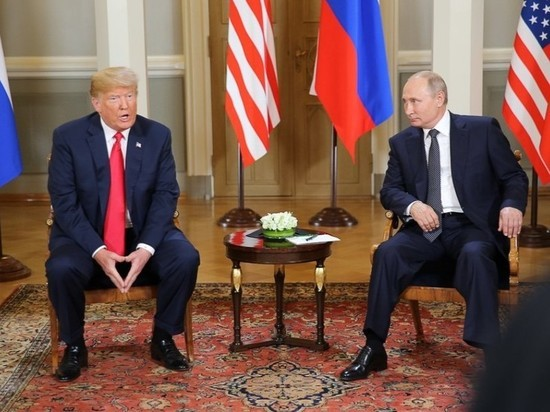 Встреча Путина и Трампа в Хельсинки: онлайн-трансляция