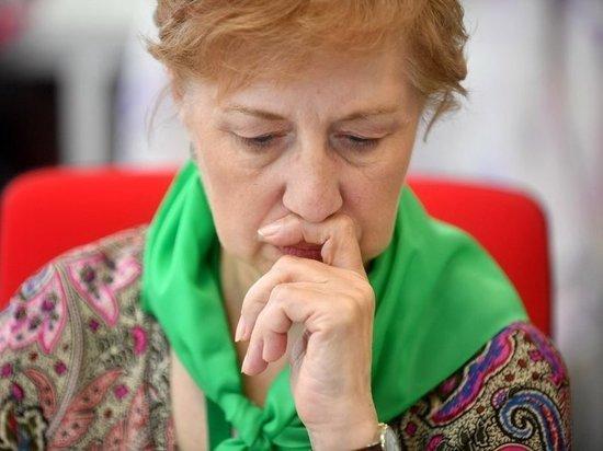 Правительство отказалось снижать пенсионный возраст для женщин