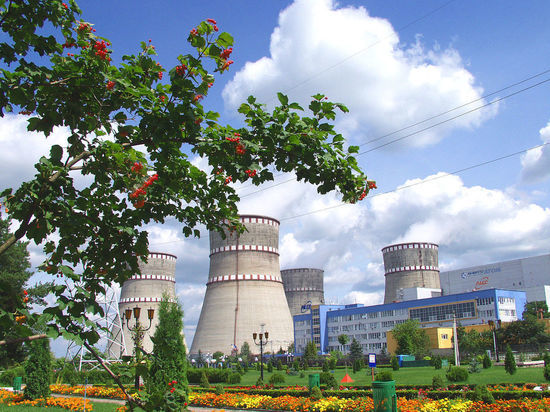 На Ровенской АЭС сработала электрическая защита генератора