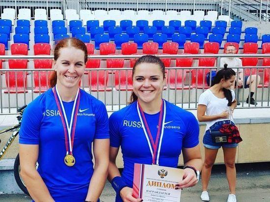 Начемпионате Российской Федерации новгородские гребцы завоевали бронзовые медали