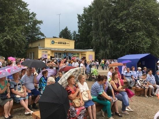 3000 гостей побывали на празднике «Чухломская пуговка»