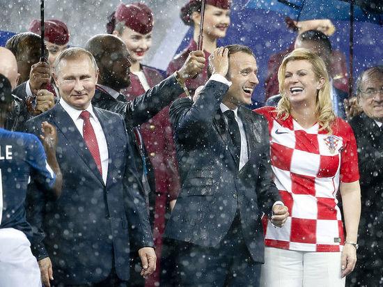 Президент Хорватии: нам нужно работать вместе с Россией