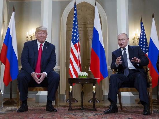 Трамп и Путин обменялись опозданиями