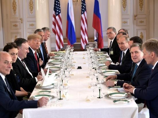 Эксперты объяснили «мягкость» Трампа на встрече с Путиным