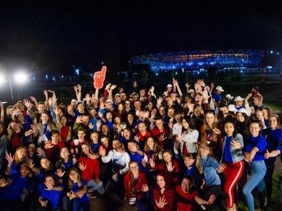 Волонтерские центры Волгограда подвели итоги своей работы на ЧМ-2018