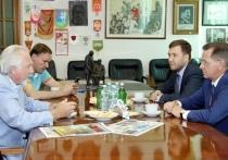 Федеральный МК взял интервью у Александра Жилкина