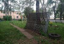 Угроза для детей: общественники бьют тревогу из-за состояния детских площадок в Кирове
