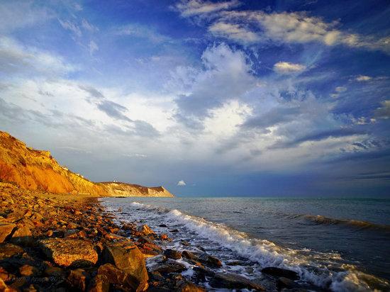 О тихих пляжах побережья Кубани