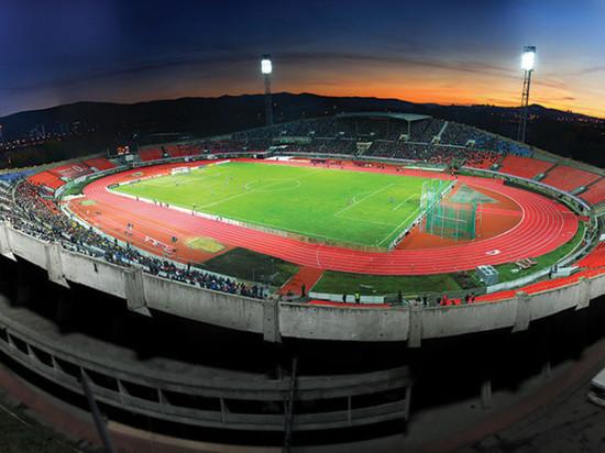 Названа дата первого футбольного матча премьер-лиги в Красноярске