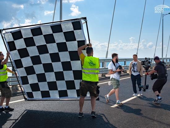 «Любэ» работает на Крымском мосту: снимают видеоклип на новую песню