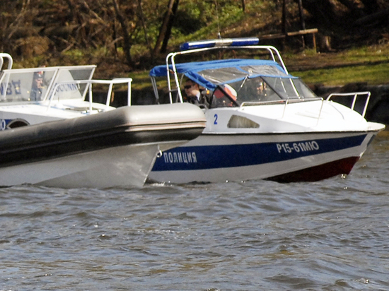 На Москве-реке катер наехал на пенсионера