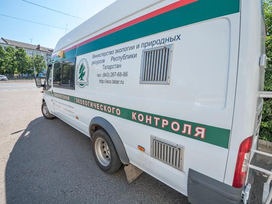 В Казани вновь зафиксировано превышение ПДК формальдегида