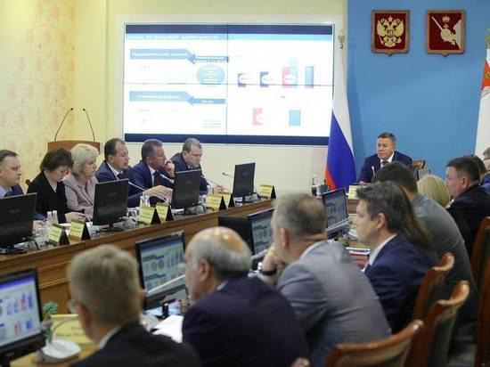 Формирование портфеля региональных стратегических проектов продолжается на Вологодчине