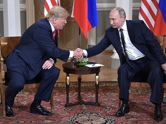 Путин рассказал американским журналистам о встрече с Трампом: перспективное начало