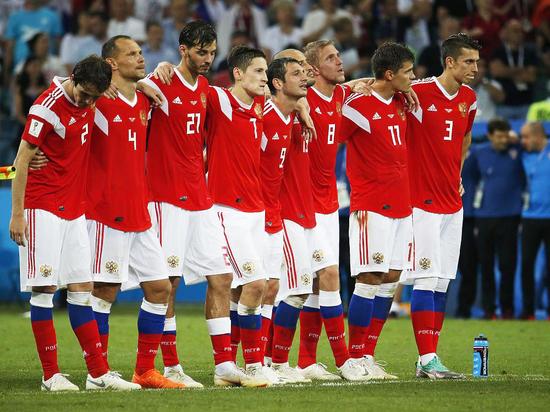 Госдума наградит почетными грамотами сборную России по футболу за ЧМ-2018
