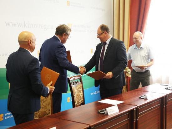 Правительство, ВятГУ, Кировский ГМУ и «Нанолек» подписали соглашение о сотрудничестве