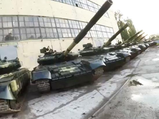 ВМинобороны Украины отреагировали навидео наткнувшихся насотни танков блогеров