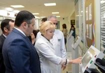 В Тверской областной больнице открылся дистанционный хирургический центр