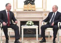 Игорь Додон:«Большинство граждан Молдовы за стратегическое партнёрство с Россией»