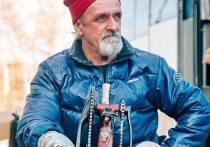 «Русский Ник Вуйчич» проехал 10 350 километров от Петербурга до Владивостока на инвалидной коляске