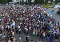 Митинг в Петербурге запретили из-за нехватки полиции