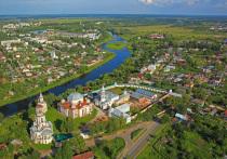 Жители и гости Тверской области могут совершить виртуальную прогулку по Торжку